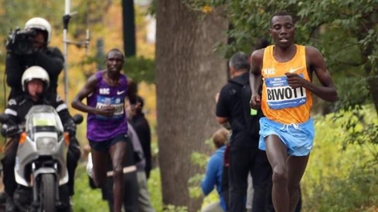 Kenijczycy zwycięzcami prestiżowego maratonu nowojorskiego