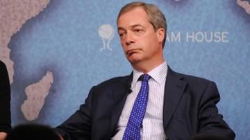 03-06-2017 10:45 Farage: FBI nie kontaktowało się ze mną ws. śledztwa dot. Rosji