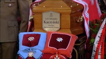 18-04-2016 11:11 Prokuratura: ekshumacje ofiar katastrofy smoleńskiej nie są przygotowywane