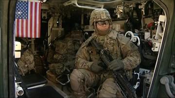 """Bez burgerów i pizzy. Amerykańscy żołnierze przejdą w Polsce na """"dietę"""""""