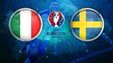 Włochy - Szwecja: Transmisja w Polsacie, Polsacie Sport i Polsacie Sport 2