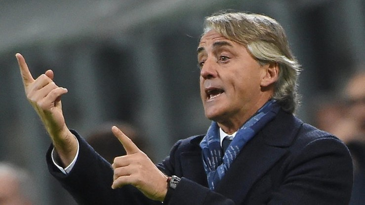 Mancini trenerem w Zenicie St. Petersburg