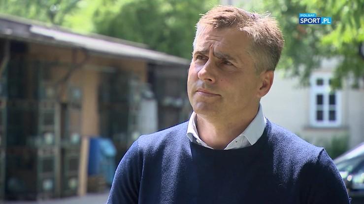 Dziekanowski: Znając trenera Nawałkę, to myśli o pierwszym miejscu w rankingu FIFA