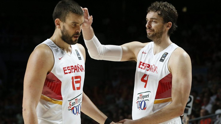Bracia Gasol dostali Nagrodę Księcia Asturii