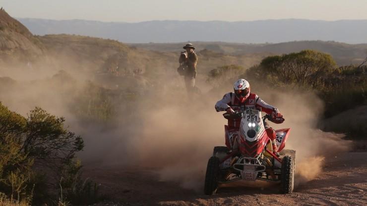 Sonik liderem, Hołowczyc czwarty po sześciu etapach Rajdu Dakar