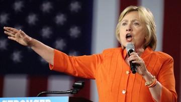 11-08-2016 23:15 Clinton atakuje propozycje Trumpa. Chodzi o plan ekonomiczny