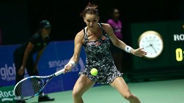 2016-10-28 WTA Finals: Radwańska nie dała szans Pliskovej! Polka w półfinale