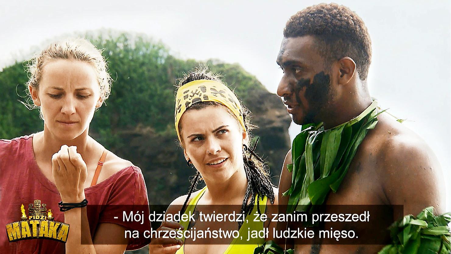 """""""Wyspa przetrwania"""": Jak smakuje ludzkie mięso? - Polsat.pl"""