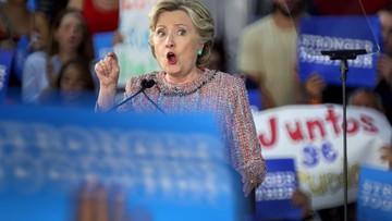 """15-10-2016 06:10 """"Clinton jest zagrożeniem dla wolności religijnej"""". Oburzenie po ujawnieniu kolejnych maili"""