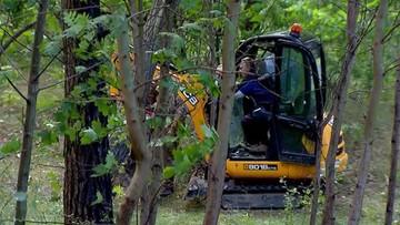 20-09-2017 17:11 Podczas poszukiwań ciała Iwony Wieczorek, znaleziono szczątki z II wojny światowej