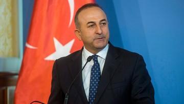 12-02-2016 12:24 MSZ Turcji: Rosja musi wstrzymać ataki w Syrii, aby umożliwić rozejm
