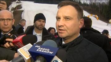 18-02-2016 17:35 Prezydent: ile takich domów, jak Kiszczaka, jest jeszcze w Polsce