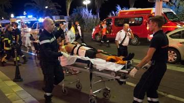 17-07-2016 19:08 MSZ: nie ma ostatecznej listy ofiar zamachu w Nicei