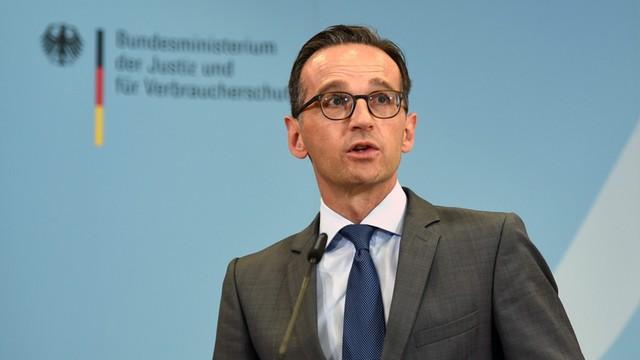 Niemcy: prokurator stawia zarzuty ministrowi sprawiedliwości
