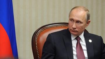 22-11-2016 15:38 Putin: Rosja będzie zwlekać jak można najdłużej ze zniesieniem embarga na zachodnią żywność