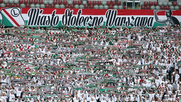 Legia sprzedała wszystkie bilety na Ligę Mistrzów