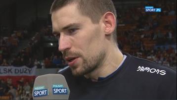 2017-01-16 MVP Pucharu Polski: Dołożyłem ostatnie krajowe trofeum!