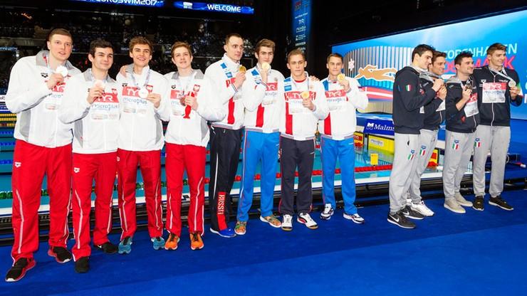 ME w pływaniu: Polacy nie powiększyli dorobku medalowego