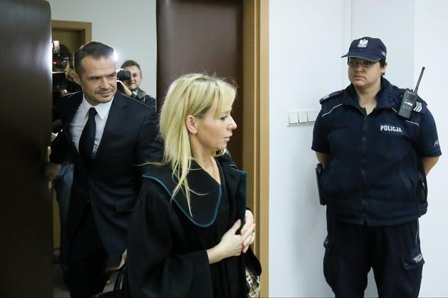 Prokurator chce kary grzywny dla Nowaka za sprawę zegarka