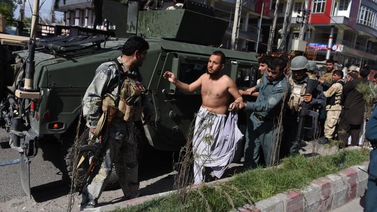 Sześć ofiar śmiertelnych w zamachu na stację telewizyjną w Afganistanie