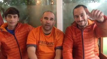 18-01-2016 09:27 Ratownicy z Lesbos zwolnieni z aresztu. Śledztwo ws. handlu ludźmi trwa
