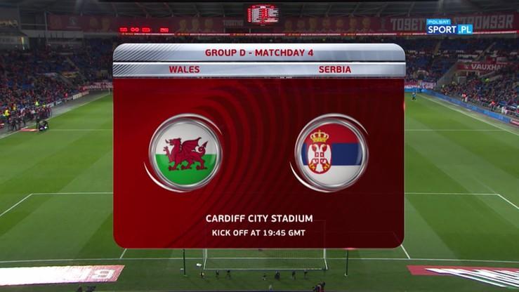 2016-11-12 Walia - Serbia 1:1. Skrót meczu