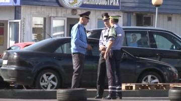 31-08-2016 10:21 Zniknęło koczowisko Czeczenów na granicy z Polską