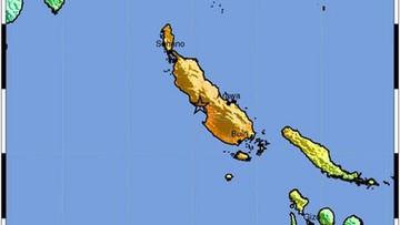 22-01-2017 06:32 Kolejne silne wstrząsy na Wyspach Salomona. Ostrzeżenie przed tsunami