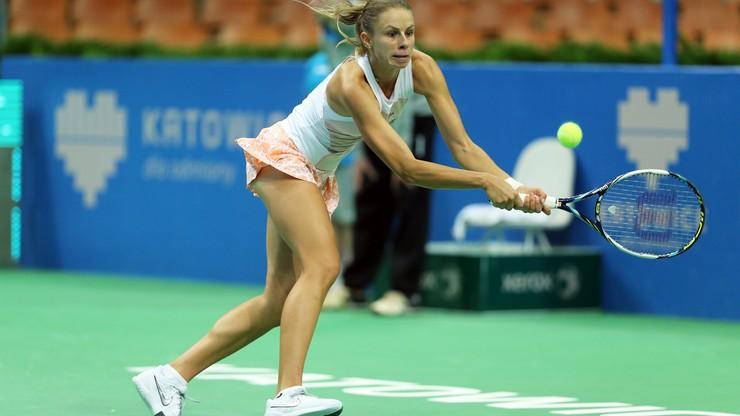 WTA w Tokio: Linette przegrała finał z Wickmayer