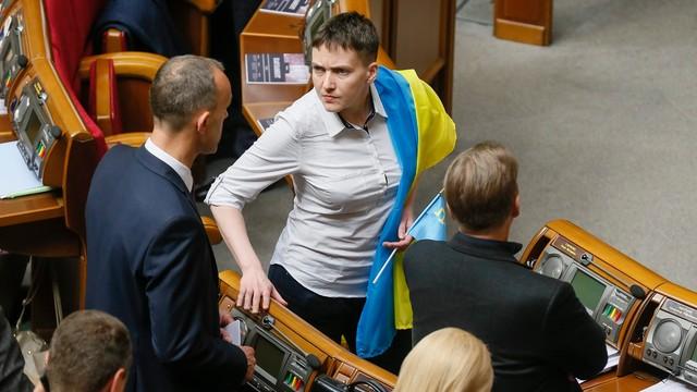 Ukraina: Nadja Sawczenko tworzy własny ruch polityczny