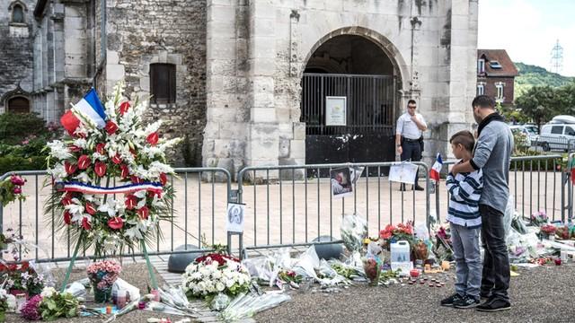 Opublikowano apel morderców księdza o zabijanie Francuzów