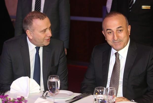 Schetyna w Turcji - liczy na lepszą współpracę