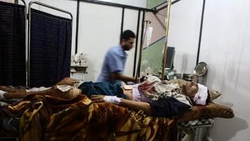 13-09-2016 13:53 Wojna w Syrii: co najmniej 301 tys. ofiar śmiertelnych