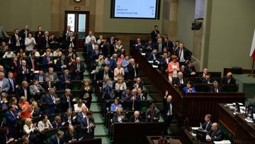 """12-07-2017 18:27 Zmiany w ustroju sądów uchwalone przez Sejm. """"Straszak na sędziów i prezesów sądów"""""""