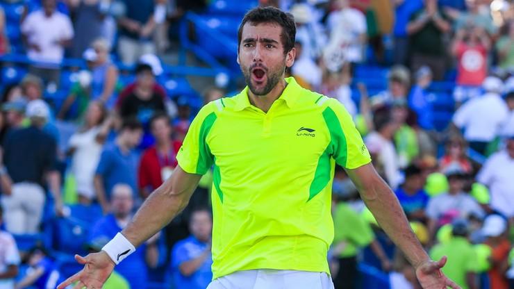 Cilic lepszy od Murraya w finale turnieju ATP w Cincinnati