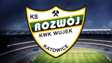 2015-10-28 1 liga: Rozwój Katowice w tarapatach. Niepewna przyszłość klubu
