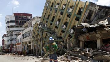 20-04-2016 13:15 Do 525 wzrosła liczba ofiar trzęsienia ziemi w Ekwadorze