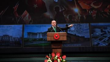 """16-03-2017 19:43 """"Do diabła z waszymi zasadami i wartościami"""". Erdogan krytykuje UE"""