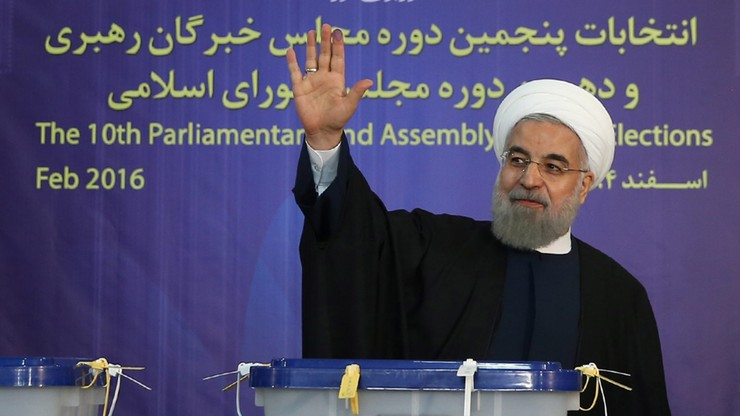 Prezydent Iranu: wybory dały rządowi silniejszy mandat