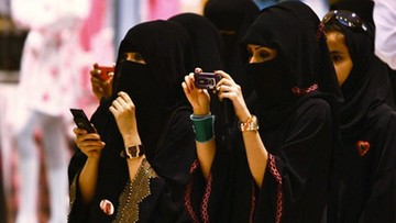 26-09-2016 22:41 Nie chcą kurateli mężczyzn. Saudyjki domagają się praw dla siebie