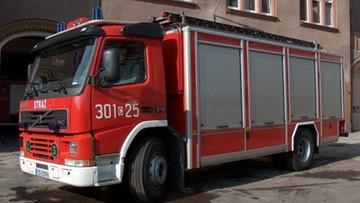 Do rodzącej przyjechał... wóz strażacki. W mieście zabrakło wolnych karetek