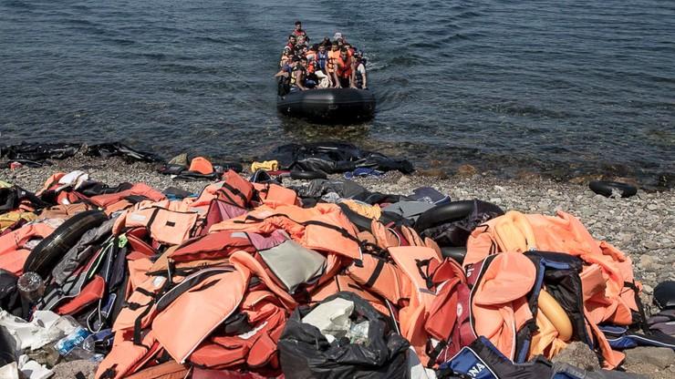 U wybrzeży Libii zginęło 25 migrantów