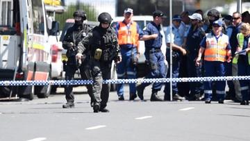 07-03-2016 12:55 Strzelanina w Australii. Policja uwolniła zakładników