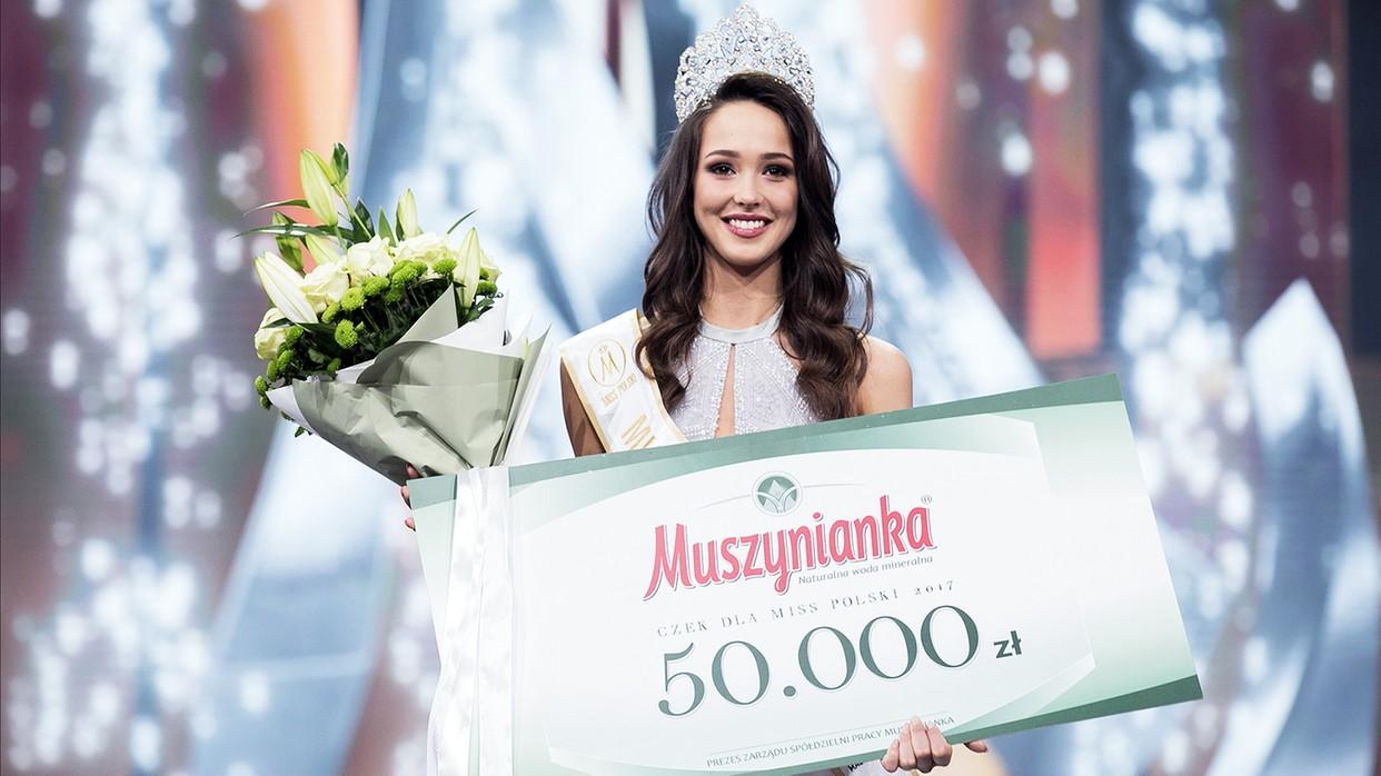Poznaliśmy Miss Polski 2017. Ona jest nową królową! - Polsat.pl