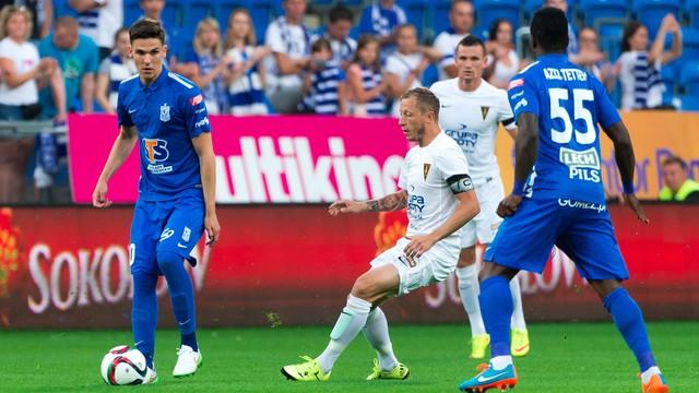 Ekstraklasa: mistrz przegrywa na inaugurację