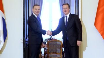 10-12-2015 12:15 Polska i Wielka Brytania za przedłużeniem sankcji wobec Rosji