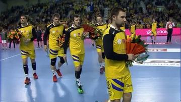 2016-02-06 Bohaterowie EHF Euro 2016 uhonorowani przez Vive! (WIDEO)