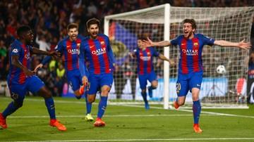 2017-03-10 Barcelona w euforii wraca do krajowych rozgrywek