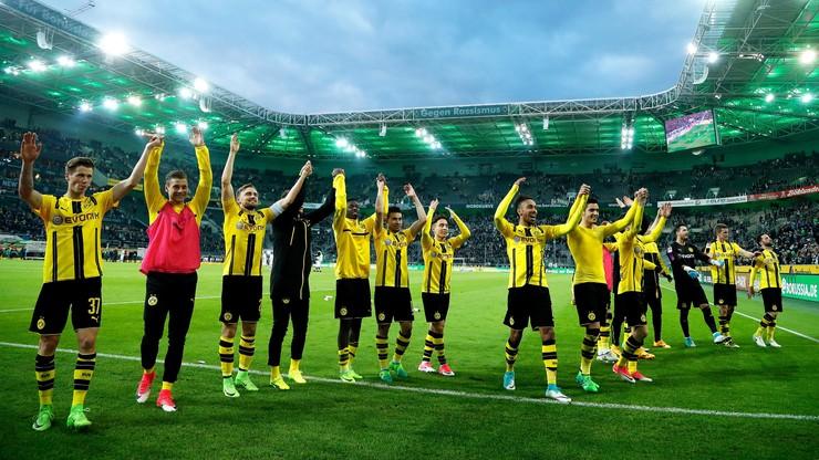Dortmund górą w pojedynku Borussii