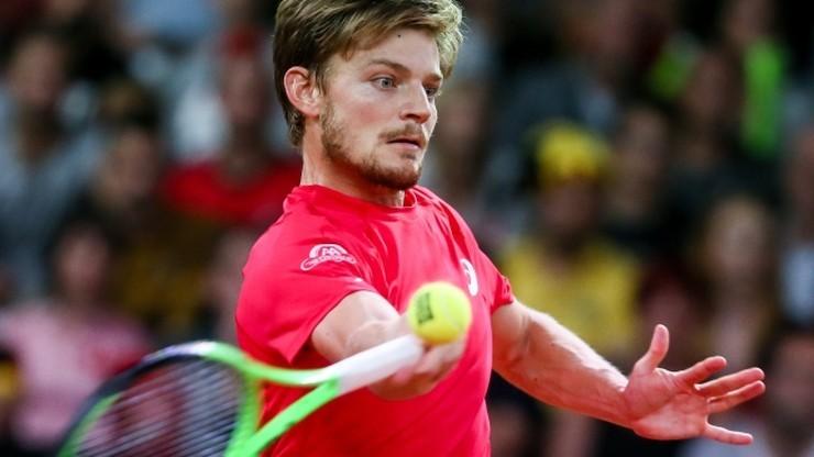 ATP w Shenzhen: Goffin i Dołgopołow w finale